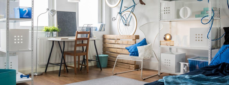 Inred liten lägenhet