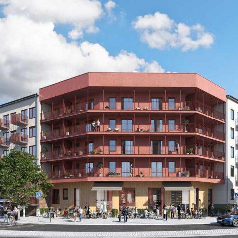 Nya Hovås Heimstaden