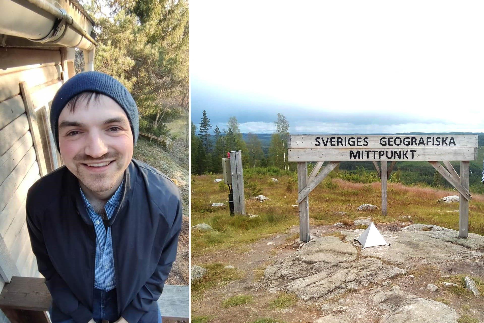 Jake Bull har hittat lugnet i den svenska naturen. Trots att hemlängtan till Nottingham ibland är stor, på grund av pandemin, har han inga planer på att lämna Sverige. Han jobbar som fältbiolog och studerar ryggradsdjur på Uppsala universitet.
