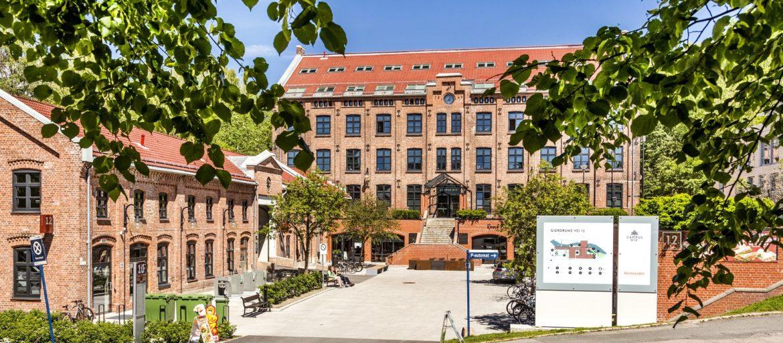 Studentboliger i Gjerdrums vei