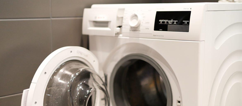 Slik unngår du at vaskemaskinen din lukter