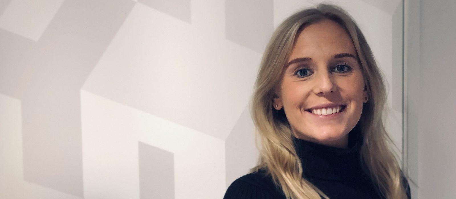 Møt Heimstaden: Margrethe på back office