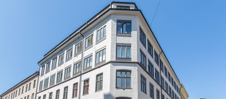 Arkitekturen: Fra skofabrikk til leiligheter i Kiellandkvartalet