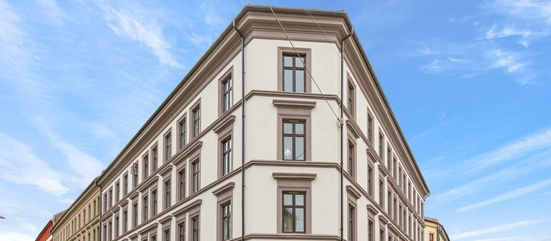 Arkitekturen: Fra industri til bolig i Københavngata