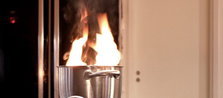 Slik sikrer du mot brann