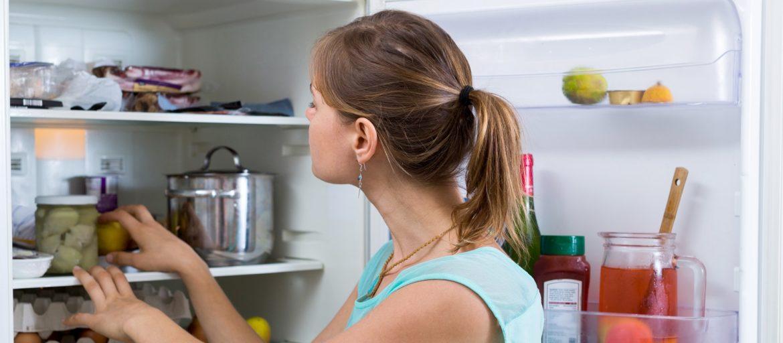 Slik bør du oppbevare matvarene
