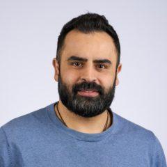 Ali Mesgarzadeh